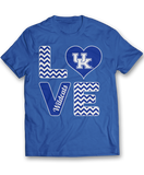 Stacked Love - Kentucky Wildcats