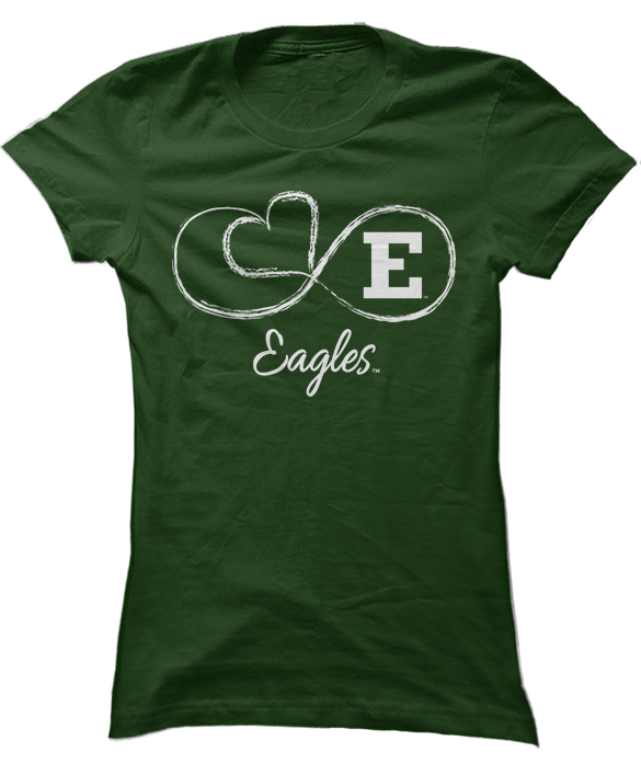 Infinite Heart - Eastern Michigan Eagles