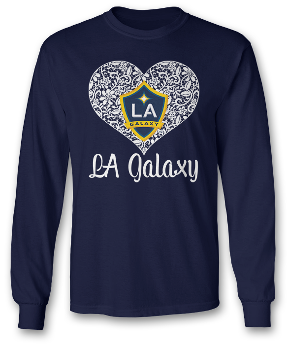 Lace Logo - LA Galaxy