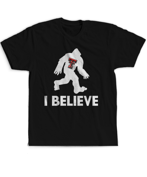 I Believe - Texas Tech Red Raiders
