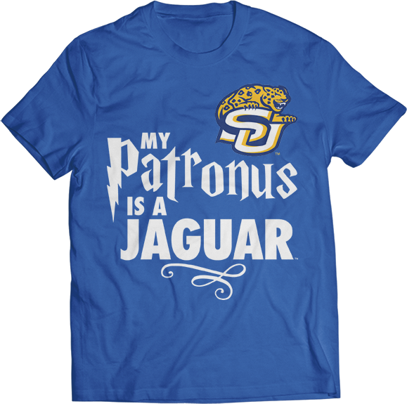 My Patronus Is - Southern University Jaguars