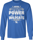Never Underestimate The Power Of A Mom - Kentucky Wildcats