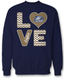 Stacked Love - Georgia Southern Eagles