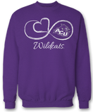 Infinite Heart - Abilene Christian Wildcats