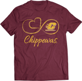 Infinite Heart - Central Michigan Chippewas