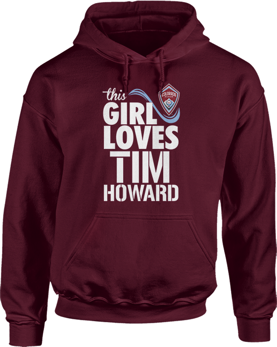 This Girl Loves - Tim Howard