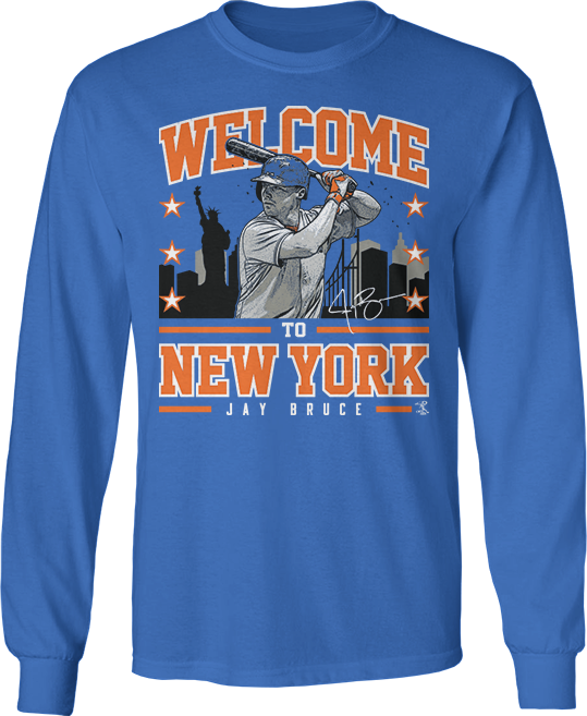 Welcome To New York - Jay Bruce