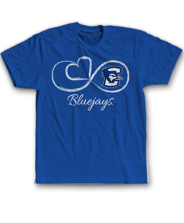 Infinite Heart - Creighton Bluejays