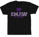 Patterned Letters (EMAW) - Kansas State Wildcats