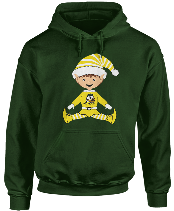 Elf Logo - Oregon Ducks