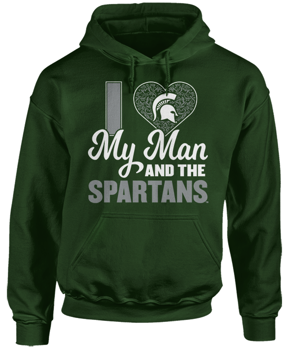 I Love My Man & The - Michigan State Spartans