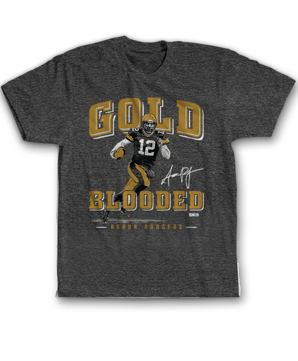 Gold Blooded - Aaron Rodgers