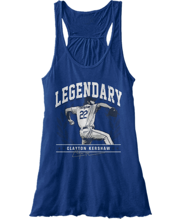 Legendary - Clayton Kershaw