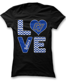 Stacked Love - Grand Valley State Lakers