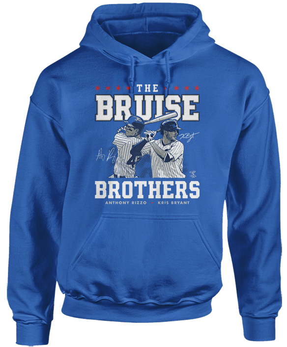 The Bruise Brothers - Anthony Rizzo & Kris Bryant
