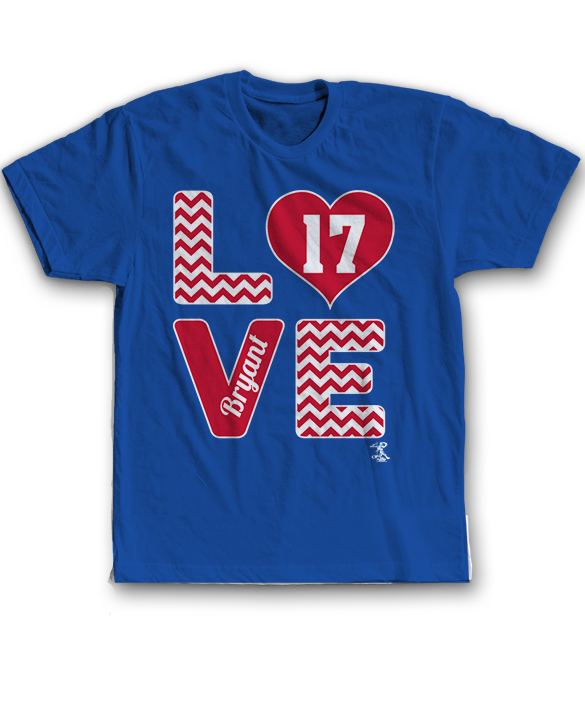 Stacked Love - Kris Bryant
