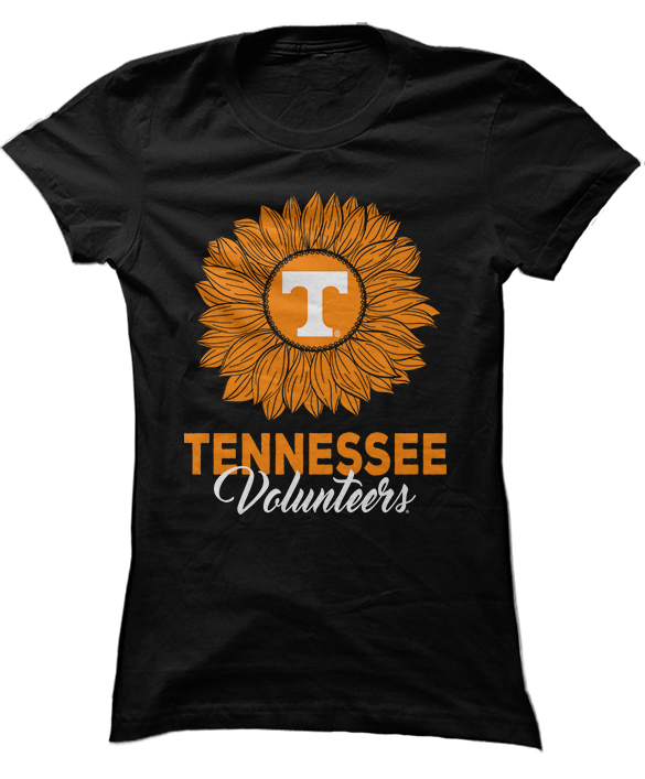 Flower Logo - Tennessee Volunteers