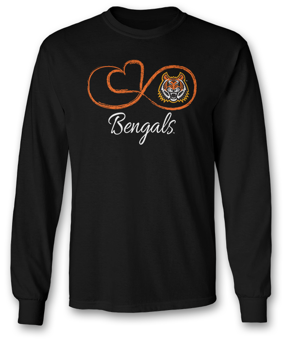 Infinite Heart - Idaho State Bengals