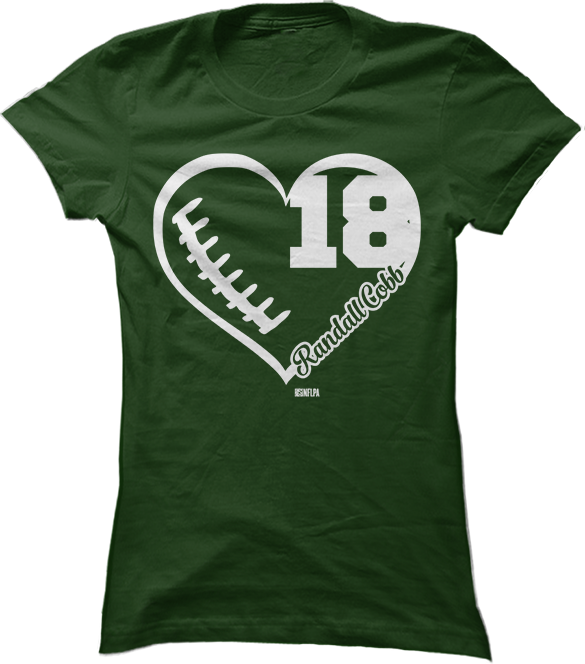 My Heart Number - Randall Cobb