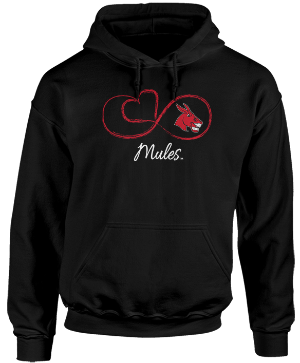 Infinite Heart - Central Missouri Mules