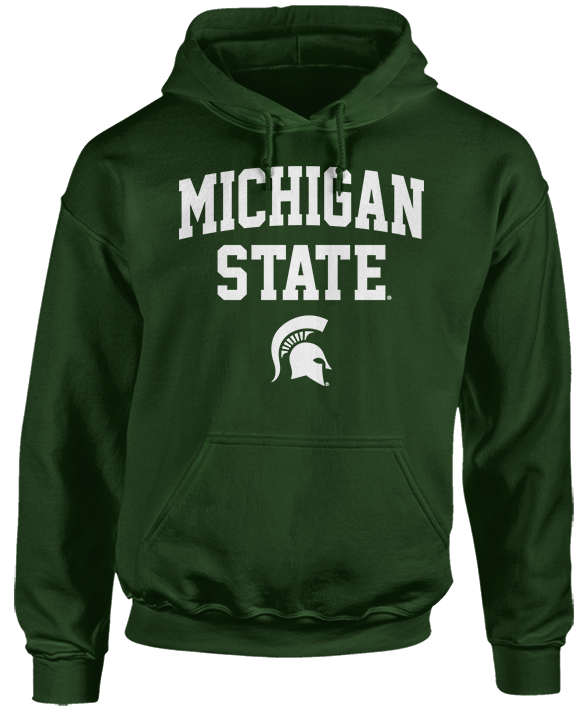 Simple Arch - Michigan State Spartans