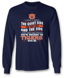 I Have 3 Sides - Auburn Tigers