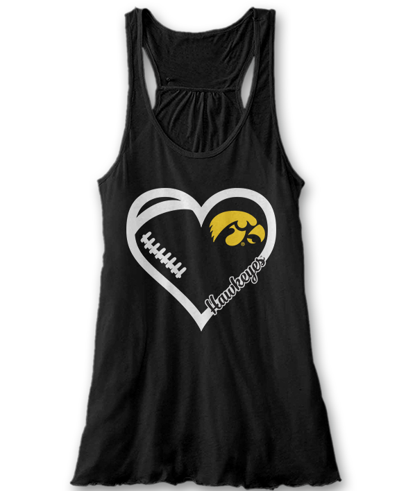 My Heart Team - Iowa Hawkeyes