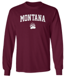 Simple Arch - Montana Grizzlies