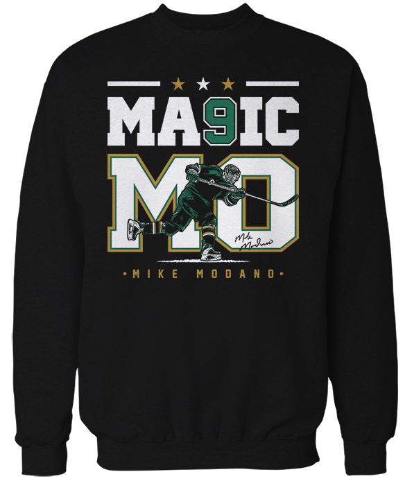 Magic Mo - Mike Modano