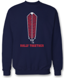 Rally Together - Feather Bubble Letters - Corey Kluber