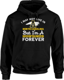 May Not Live There But Fan Forever - Appalachian State Mountaineers