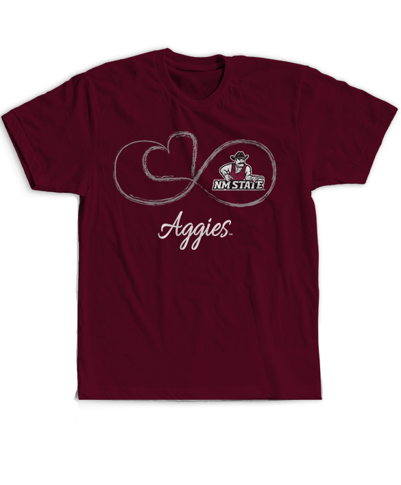 Infinite Heart - New Mexico State Aggies