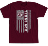 Show Your Pride Flag - Texas A&M Aggies