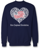 Lace Logo - New England Revolution