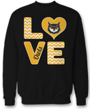 Stacked Love - Kennesaw State Owls