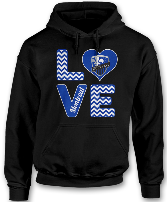 Stacked Love - Montreal Impact