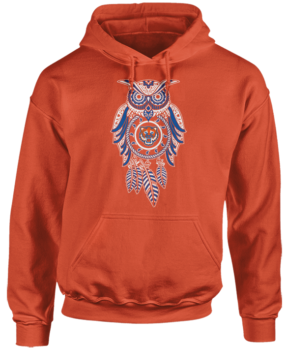 Sugar Skull Owl - Sam Houston State Bearkats