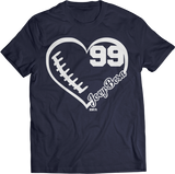 My Heart Number - Joey Bosa