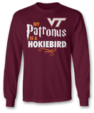 My Patronus Is A Hokiebird - Virginia Tech Hokies