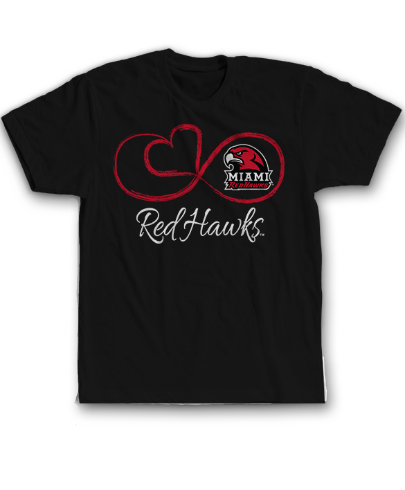 Infinite Heart - Miami Ohio Red Hawks