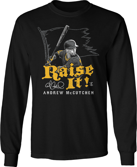 Raise It! - Andrew McCutchen