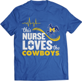 This Nurse Loves - McNeese State Cowboys