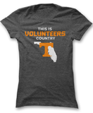 This Is Volunteers Country (Florida) - Tennessee Volunteers
