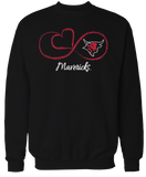 Infinite Heart - Nebraska Omaha Mavericks