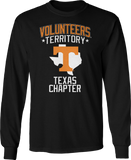Volunteers Territory, Texas Chapter - Tennessee Volunteers