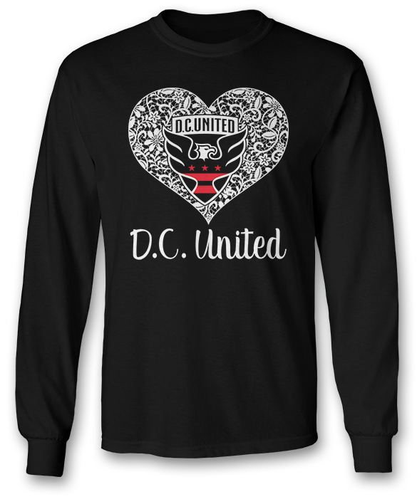 Lace Logo - D.C. United