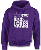 This Nurse Loves - TCU Horned Frogs