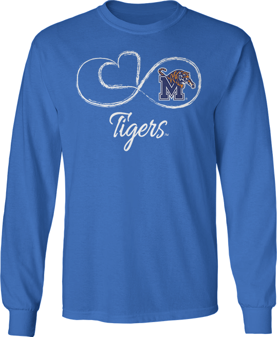 Infinite Heart - Memphis Tigers