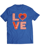 Stacked Love - Boise State Broncos