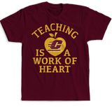 Teaching Is A Work Of Heart - Central Michigan Chippewas